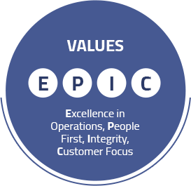 Values & Culture block in values epic img